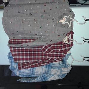 Boys flannel